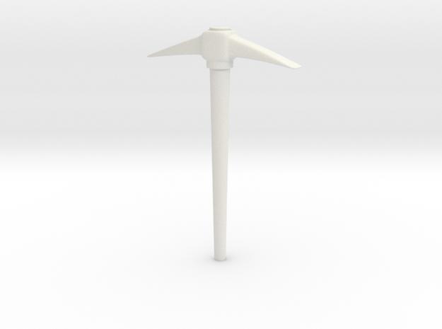 PickAxe  in White Strong & Flexible
