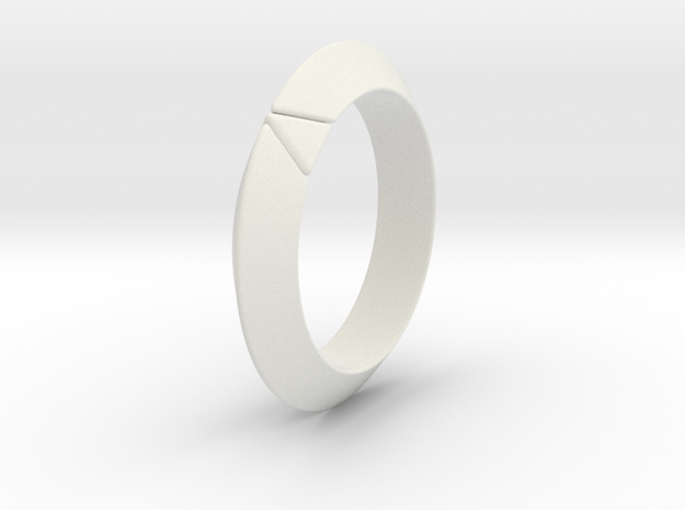 Cleo - Ring - US 6¾ - 17,12 mm 3d printed
