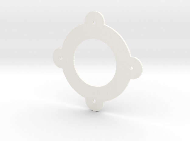 Spike Base v1 3d printed