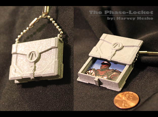 The Phase-Locket (4cm)