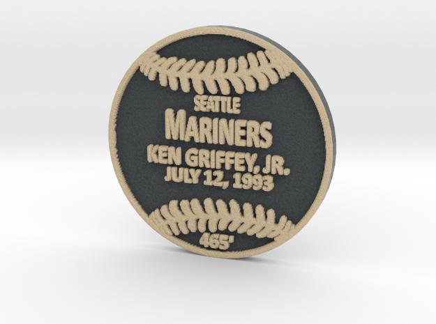 Ken Griffey Jr.2 in Full Color Sandstone