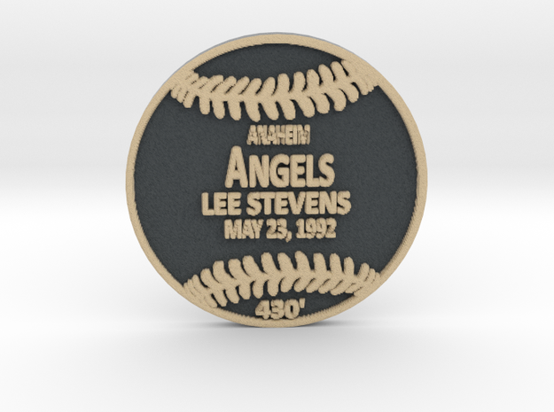 Lee Stevens in Full Color Sandstone