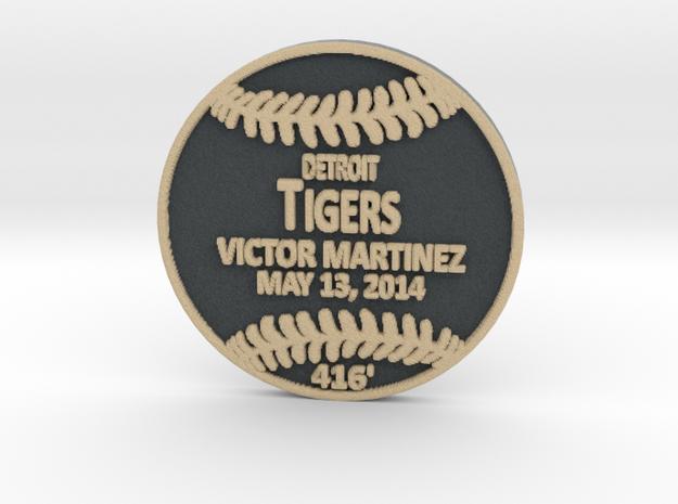 Victor Martinez in Full Color Sandstone