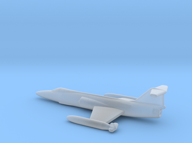 F104 Star Fighter 1 To 400 in Smooth Fine Detail Plastic