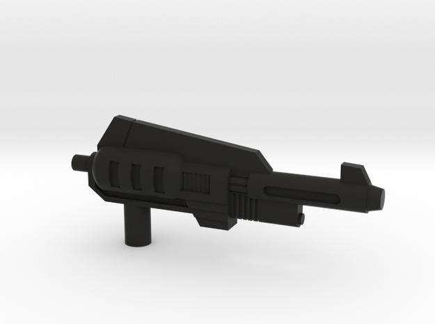 Snarl Gun 60 mm in Black Strong & Flexible