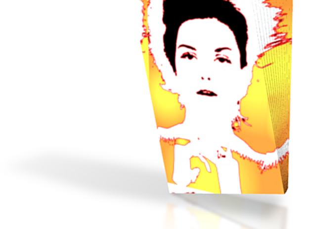 Donna Deform 4in 3d printed