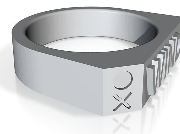 Wind Ring - Captain Series - Mulder&Skully 3d printed