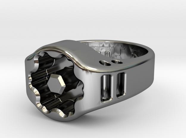 US8.5 Ring XIX: Tritium in Premium Silver