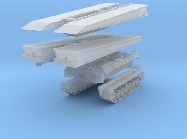 Brückenlegepanzer Biber 1:144 3d printed
