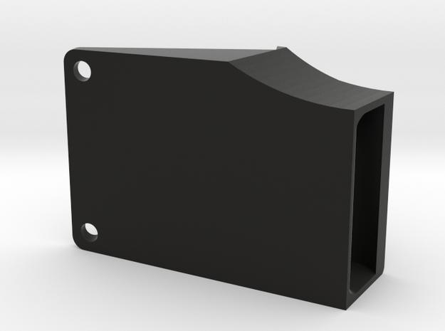 Right Cooler 30mm in Black Natural Versatile Plastic