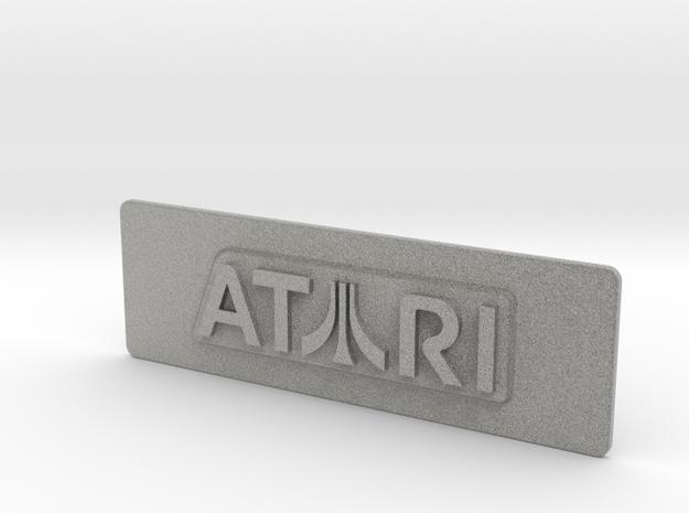 Atari Coin Door Tag (Standard)