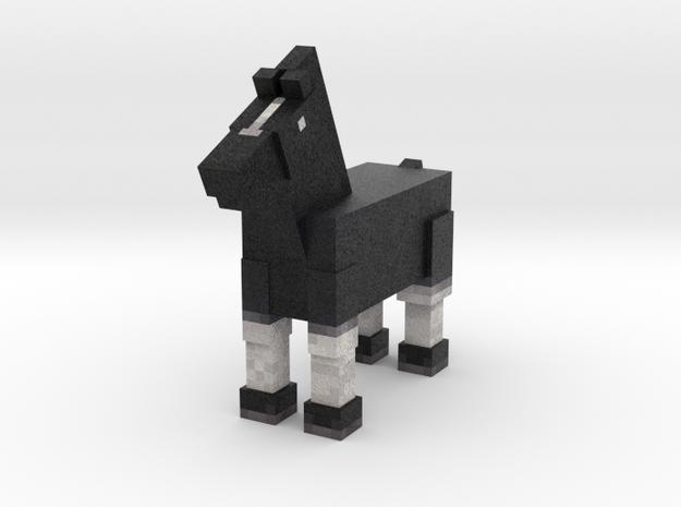 Horse 010 in Full Color Sandstone