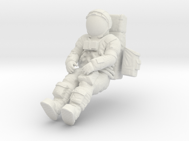 1: 24 Apollo Astronaut a7lb Type / LGV right