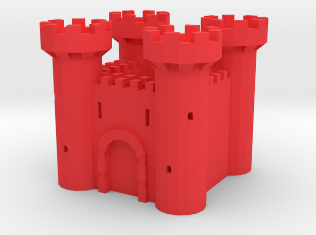 Fortress - Low Poly