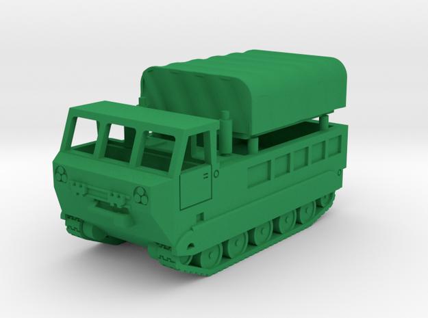 M-548 Cargo Carrier in Green Processed Versatile Plastic: 1:144