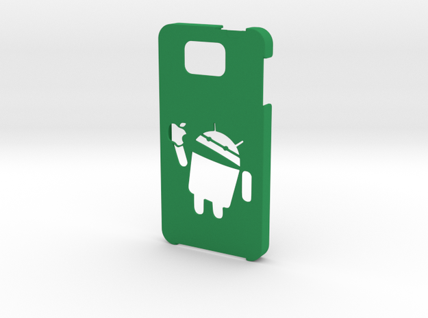 Samsung Galaxy Alpha android eat apple