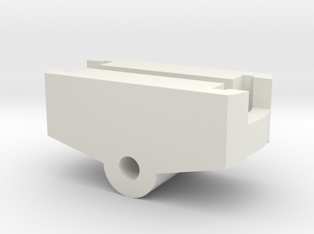 IKEA Vaatwasser BEHJALPLIG glijscharnier / hinge in White Natural Versatile Plastic