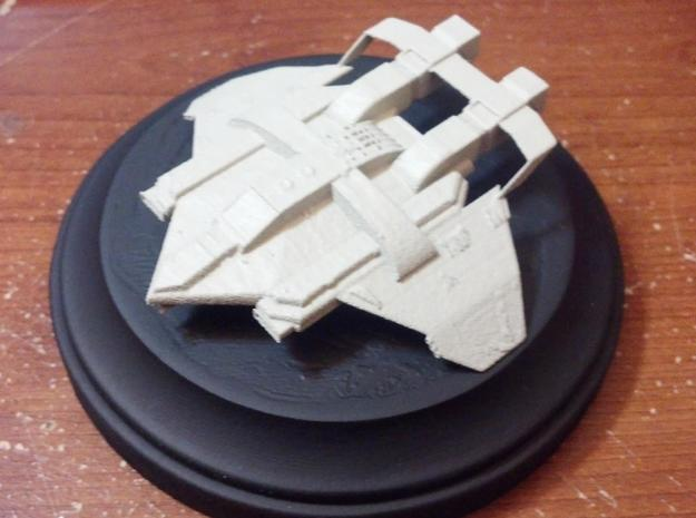Tacfighter-3in 3d printed