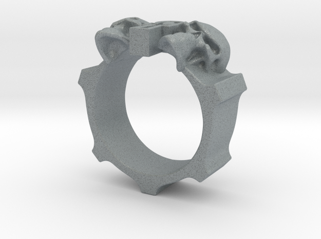 duality  ring 3d printed