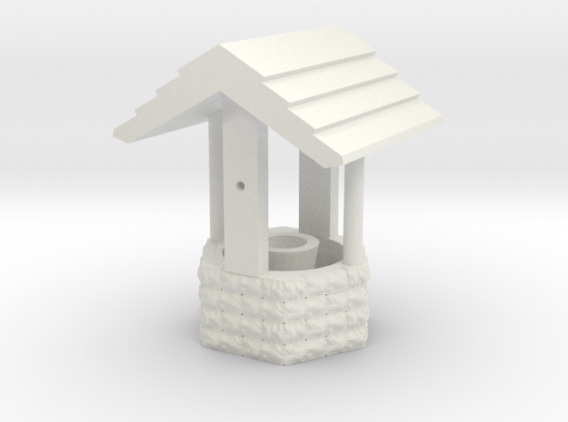 Wishing Well - HO 87:1 Scale