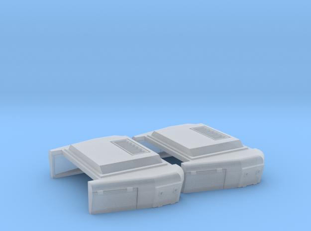 EMD Extended Range Dynamic (N - 1:160)(Kato) 2X in Smoothest Fine Detail Plastic