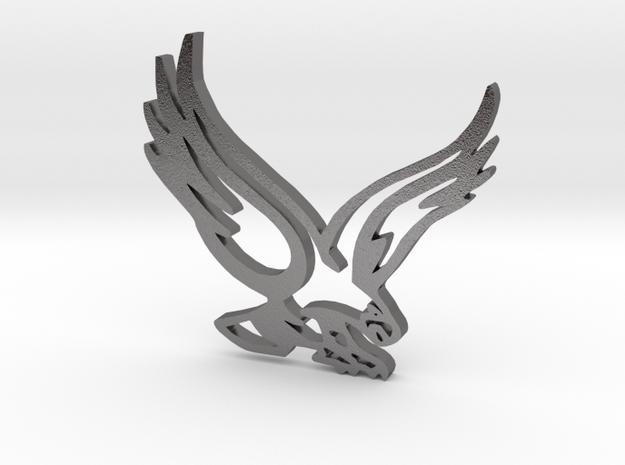 BHS Hawk in Polished Nickel Steel
