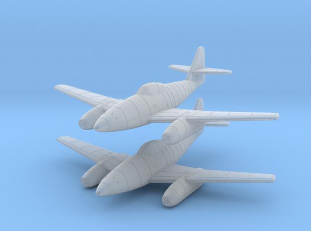 1/200 Messerschmitt Me-262A (x2) in Frosted Ultra Detail