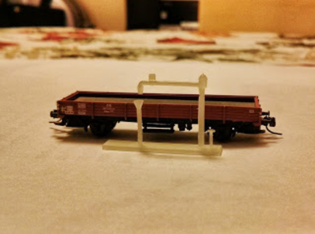 Z Scale Water Crane Variant A 3d printed