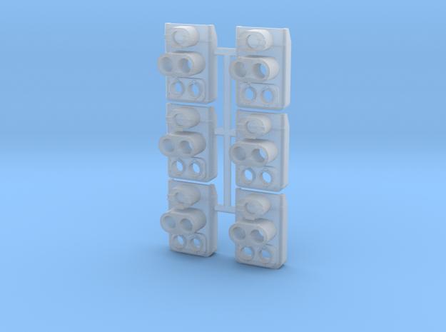 SP Full Rear Cluster (Flat)(N - 1:160) 6X