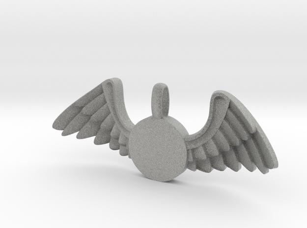 Journeyer-Flying - Key chain in Metallic Plastic