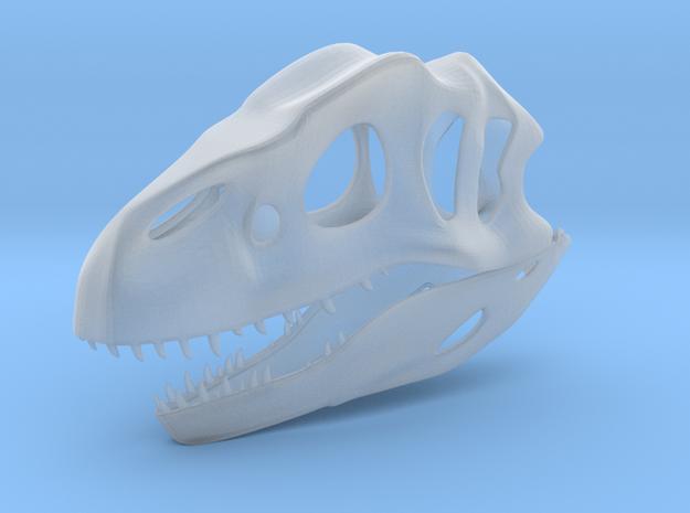 Dino Skull  in Smooth Fine Detail Plastic