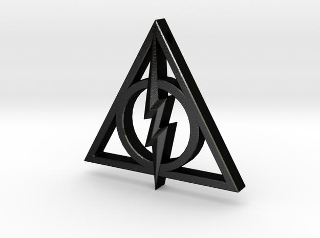 Deathly Hallows - Lightning Bolt 3d printed