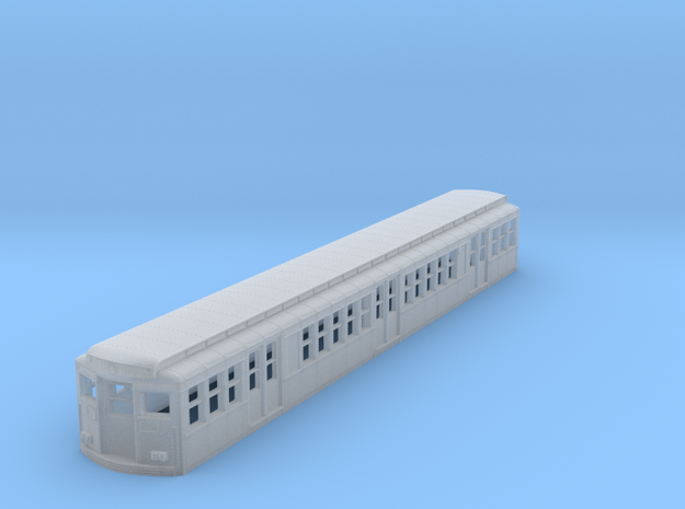 N Scale Phila BSL 1938 Subway Car Body Shell