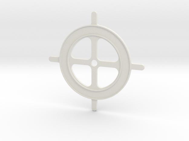 Neopixel Ring 24x V1 in White Strong & Flexible