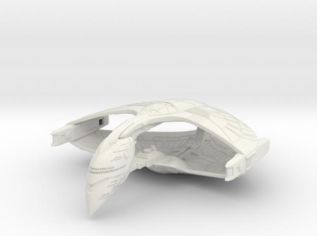RSE Battlecruiser 7000 in White Natural Versatile Plastic