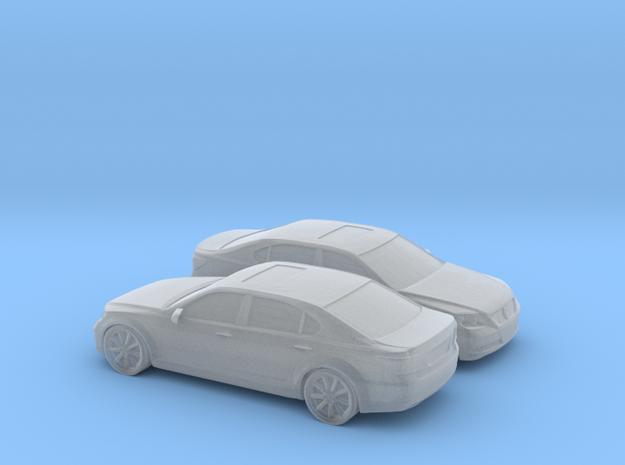 1/160 2007 Lexus LS460L in Smooth Fine Detail Plastic