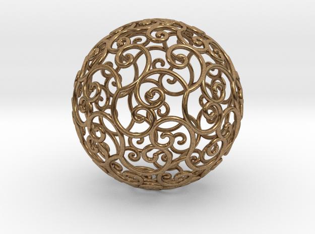 Triskel celtic sphere 3 (2,8+4)