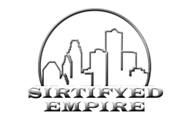 Sirtifyed Empire Pendent 3d printed