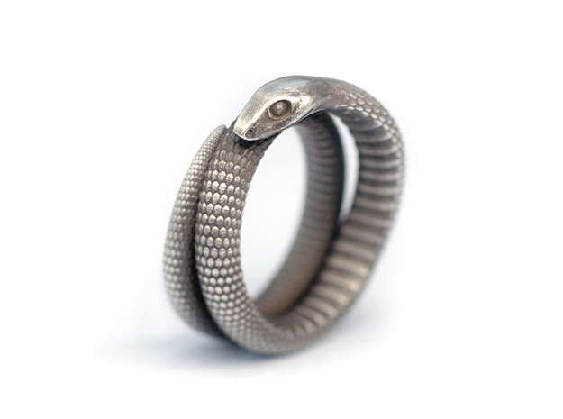 Snake Ring (various sizes)