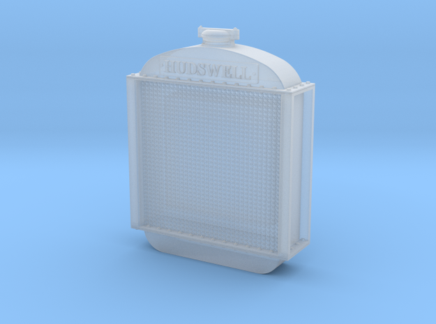 Hudswell Clarke D29 Radiator 1:64 in Frosted Extreme Detail