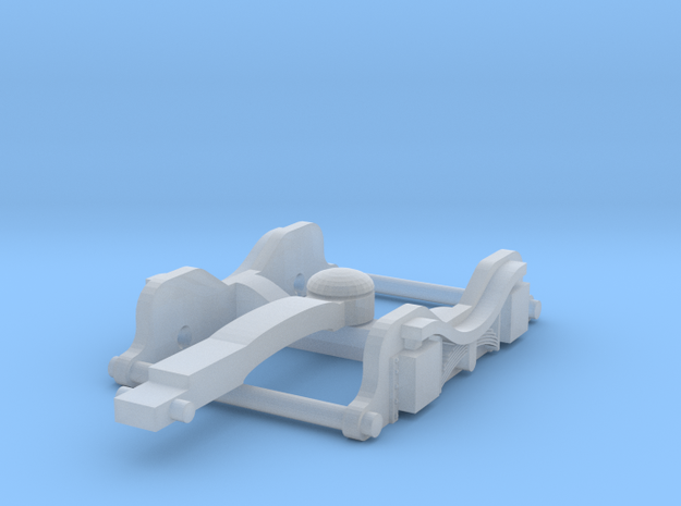 """Beddgelert"" replacement bogie in Smooth Fine Detail Plastic"