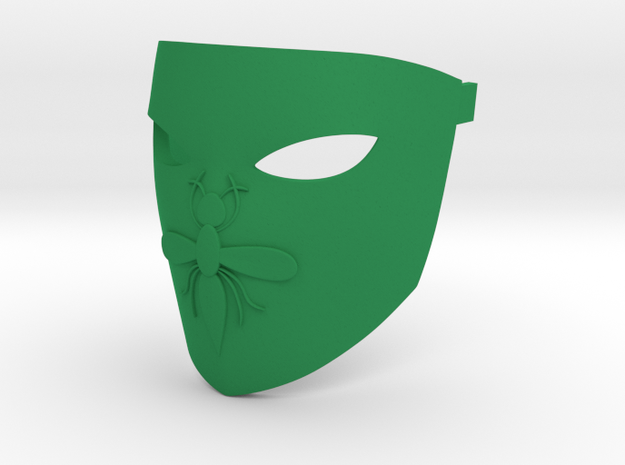 Green Hornet Mask - Year One
