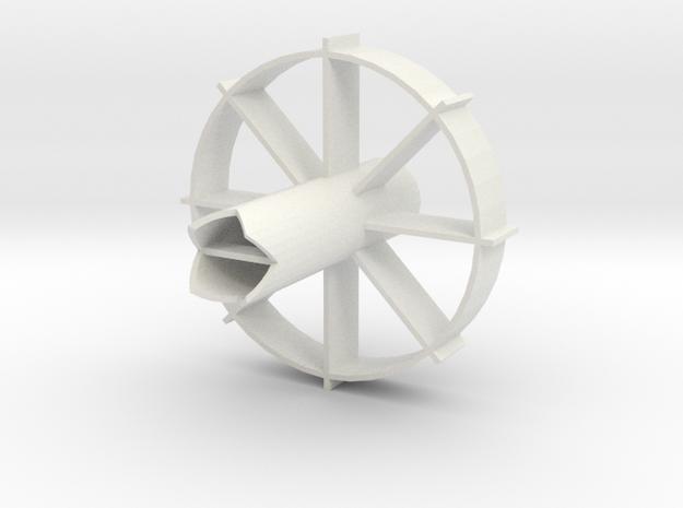 Slice incubation chamber in White Natural Versatile Plastic