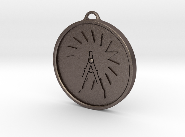 Compass in Stainless Steel