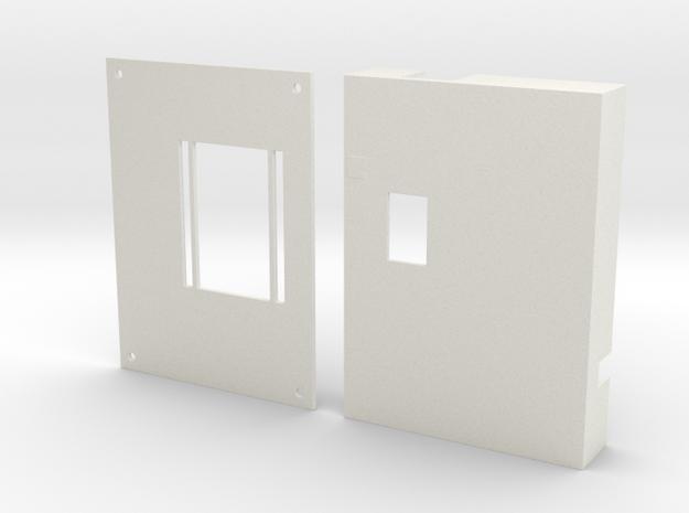 1.3GHz 800mW Video Transmitter in White Natural Versatile Plastic