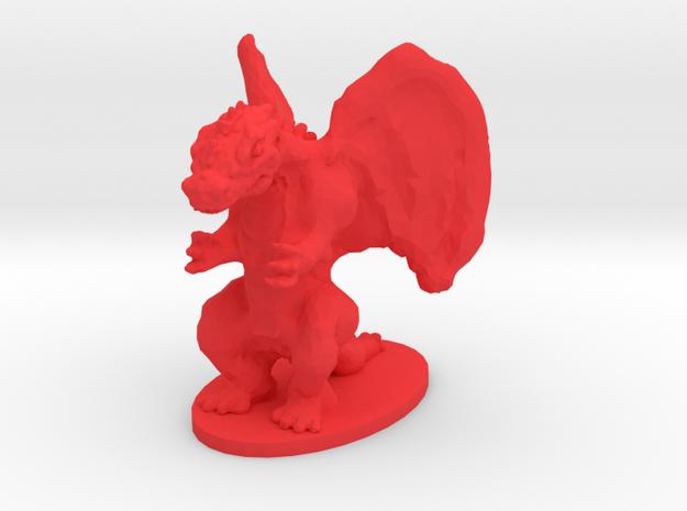 Dragon Miniature 3d printed