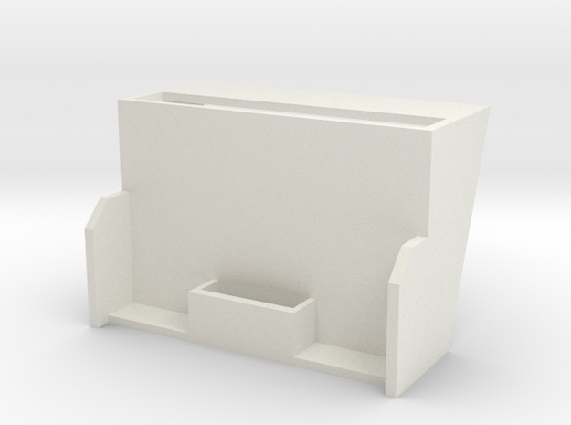 Z84 Wing Wing - Mobius Camera Tray in White Natural Versatile Plastic