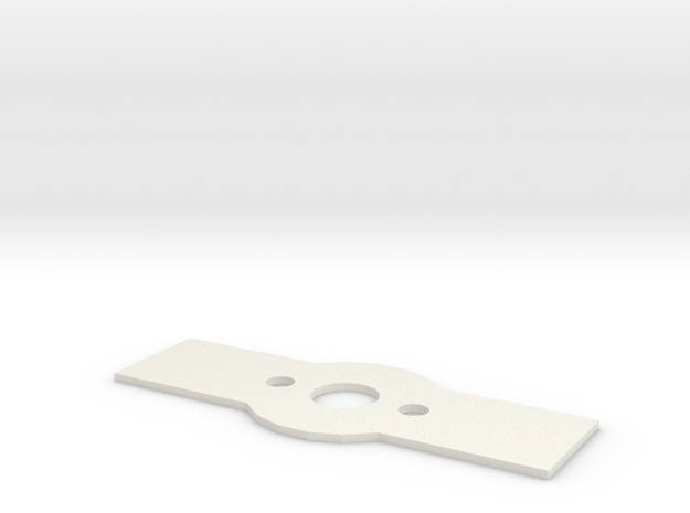 Folding Propellers Propstop in White Natural Versatile Plastic