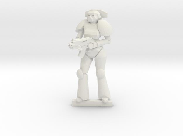 Female Space Trooper