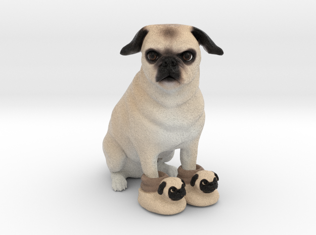 Custom Dog Figurine - Lilly